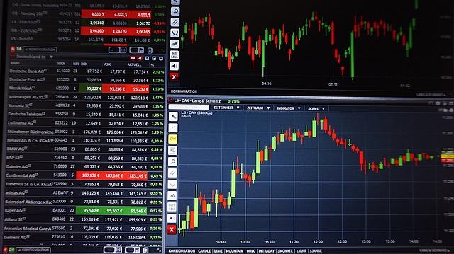 courtage en ligne pour investir en bourse