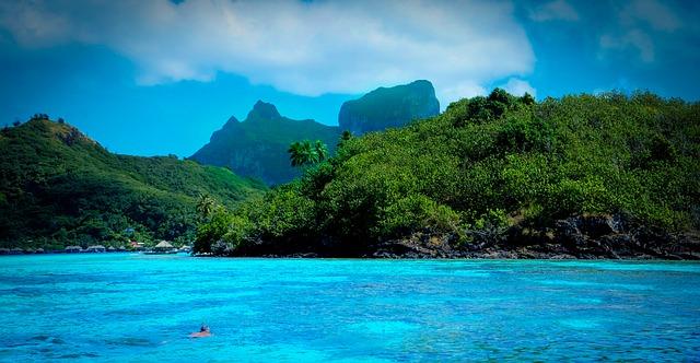 Destination la Polynésie, le pays des fleurs parfumées et de la danse