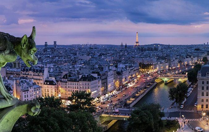 Les endroits à visiter à paris la nuit