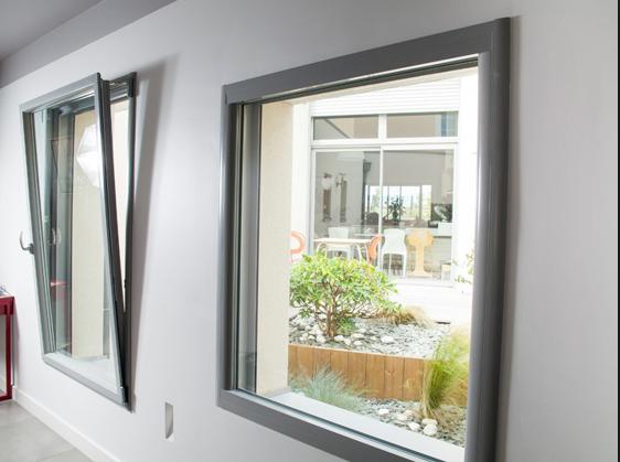 La fenêtre en aluminium un investissement durable