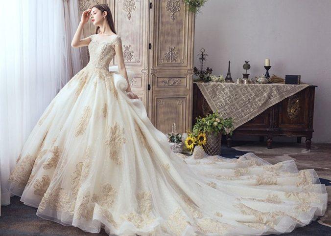 Mariage : la robe de mariée la plus stylée en 2019