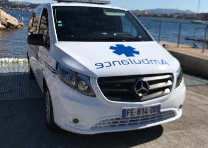 Ambulance la Timone